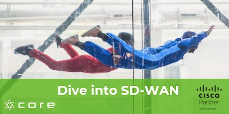 Dive into SD-WAN Workshop tickets