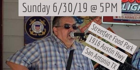 Live Music with Step Aside Blues tickets