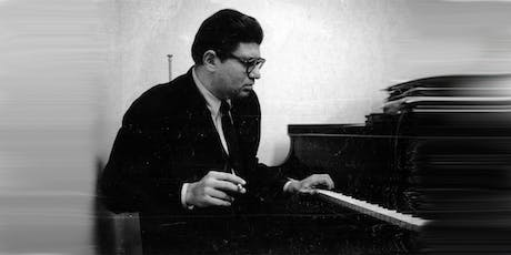 "A Performance of Morton Feldman's ""Piano, Violin, Viola, Cello"" tickets"