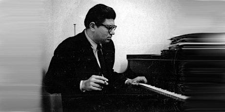 """A Performance of Morton Feldman's """"Piano, Violin, Viola, Cello"""" tickets"""