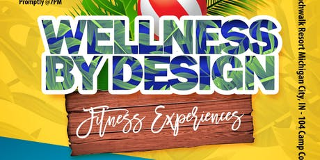Wellness By Design Summer Fitness Experiences - Project COIN  tickets