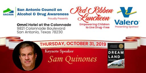 2019 Red Ribbon Luncheon: Empowering Children to Live Drug-Free