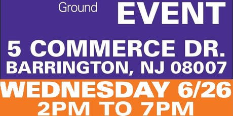 Hiring Event! FedEx Ground  tickets