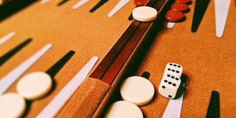 BYOB Backgammon & Game Night tickets