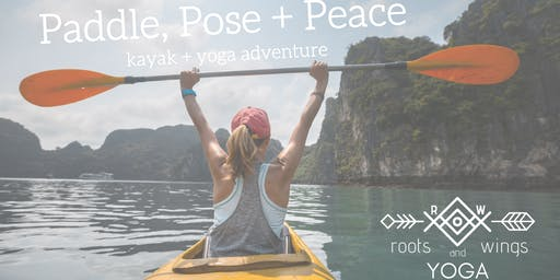 Paddle, Pose + Peace