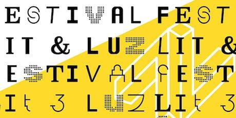 Lit & Luz tickets
