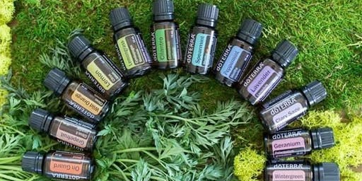 Essential Oils 101 and BEYOND!!