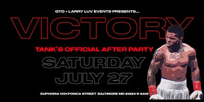 GTD OFFICIAL FIGHT AFTERPARTY