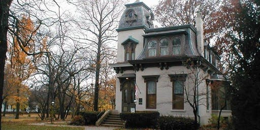 46th Annual Benton House Tour of Homes in historic Irvington (online sales have ended)