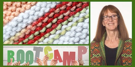 Knitting Bootcamp 2 tickets
