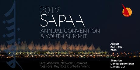 7th Annual SAPAA Convention and Youth Summit tickets