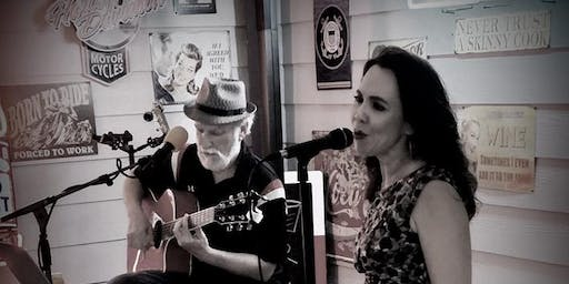Live Music with Steve & Sharon!