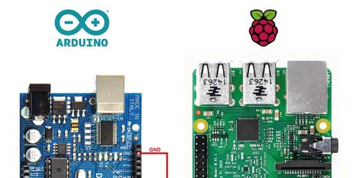 Arduino, Raspberry Pi, and the Internet of Things (IoT) Part 1