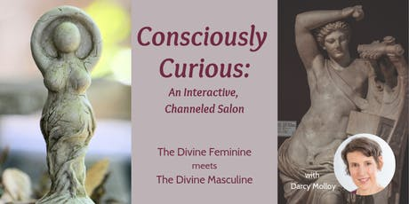 Consciously Curious: An Interactive, Channeled Salon tickets