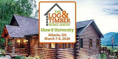 Atlanta, GA 2020 Log & Timber Home Show