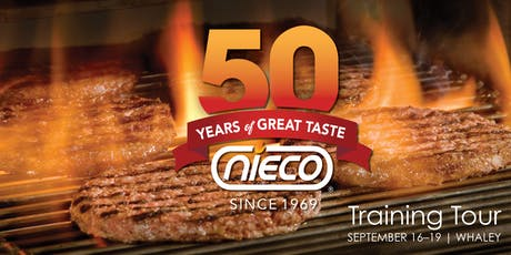 Nieco Hardee's Operations Training - Morning Session WH7 tickets