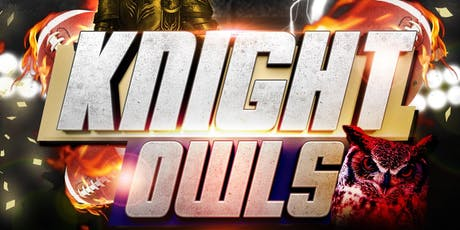 KNIGHT OWLS: FAU VS. UCF FIRST HOME GAME AFTER PARTY tickets
