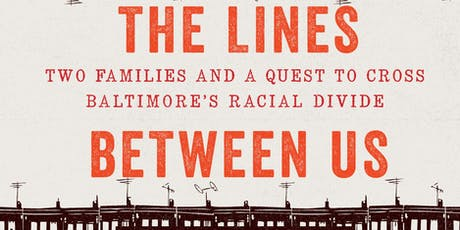The Lines Between Us: An Evening with Author Lawrence Lanahan tickets