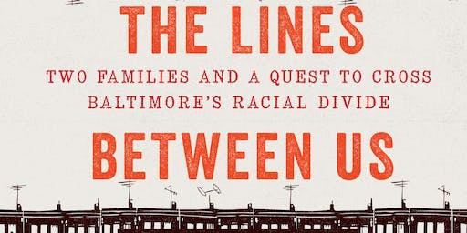 The Lines Between Us: An Evening with Author Lawrence Lanahan