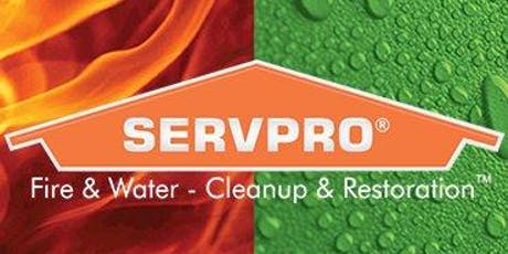 Ethics & CE Class - Servpro of Springfield tickets
