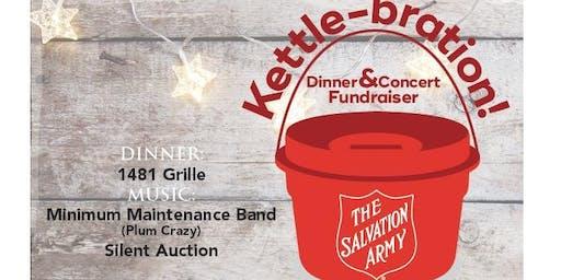 Kettle-bration Fundraiser Dinner and Concert