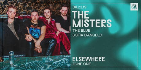 The Misters @ Elsewhere (Zone One) tickets