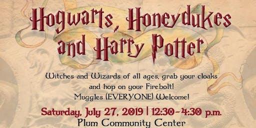 Hogwarts, Honeydukes & Harry Potter