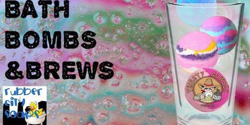 Bath Bombs and Brews