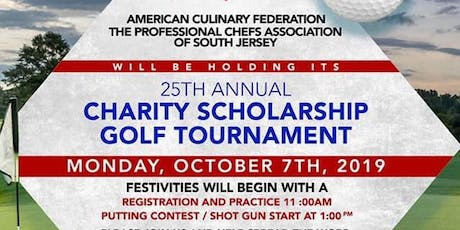 25th Annual Charity Golf Outing tickets