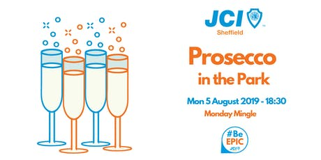 Prosecco in the Park tickets
