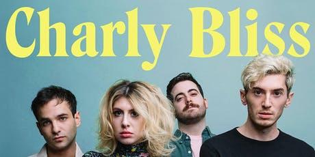Charly Bliss @ Holy Diver tickets