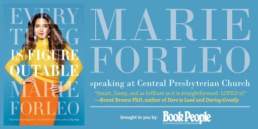 BookPeople presents Marie Forleo