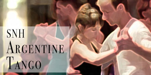 Argentine Tango for Absolute Beginners - 6 week session