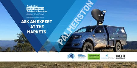 [Palmerston] Ask An Expert at the Markets tickets
