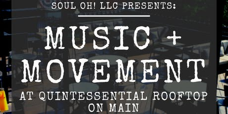 Music + Movement  tickets