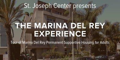 St. Joseph Center Tours - The Marina Del Rey Experience
