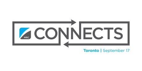 MRC Connects Toronto tickets