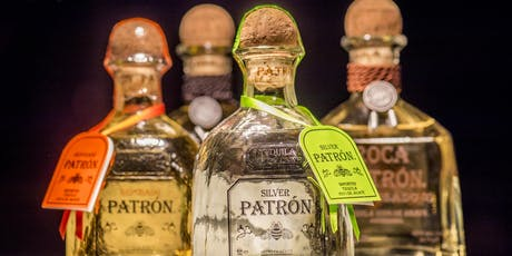 Patron Tequila Tales of the Cocktail Dinner tickets