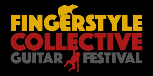 Fingerstyle Collective Guitar Festival - A Fretmonkey & Candyrat Records Event