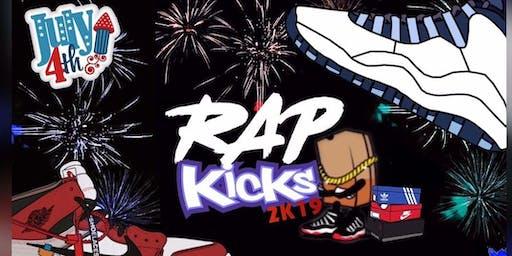 Rap Kicks 2k19