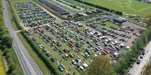 Stonham Barns Sunday Car Boot & History Alive on 30th June from 8am