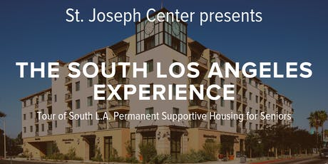 St. Joseph Center Tours - The South LA Experience tickets