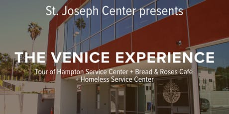 St. Joseph Center Tours - The Venice Experience tickets