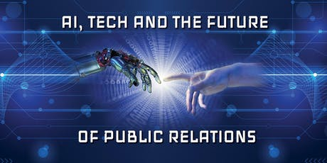AI, Tech and the Future of Public Relations tickets