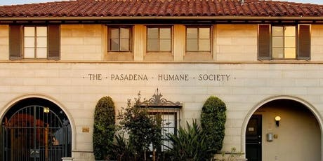 Weekend Tour of the Pasadena Humane Society & SPCA tickets