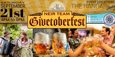 Givetoberfest - Stapleton Oktoberfest Charity Event