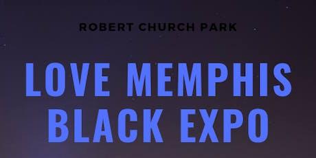 Love Memphis Black Expo tickets