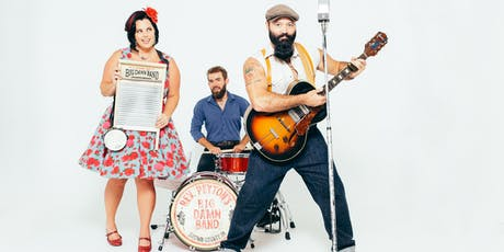 Reverend Peyton's Big Damn Band tickets