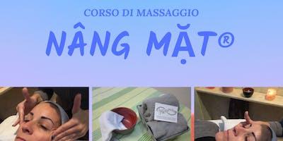 Corso Massaggio NÂNG MẶT