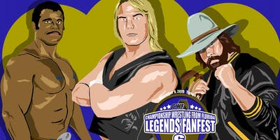 CWF Legends FanFest 6-Barry Windham Returns to Tampa
